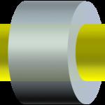 Myelinated Axon